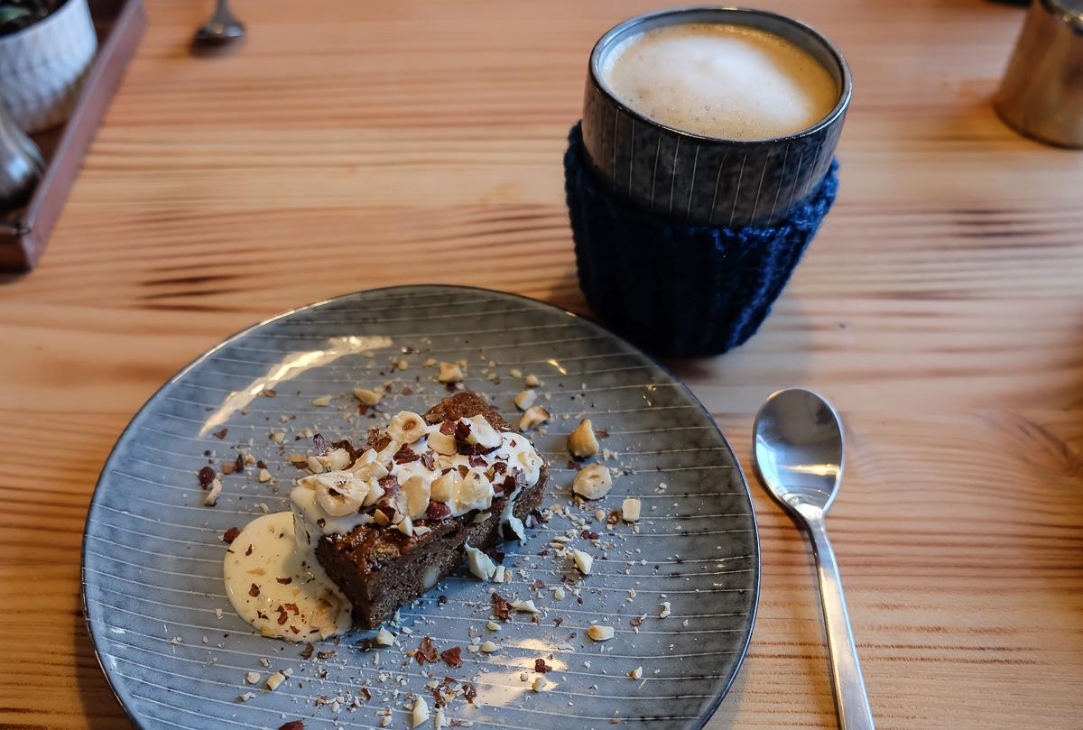Kage og kaffe hos Kaali - Aarhus Update