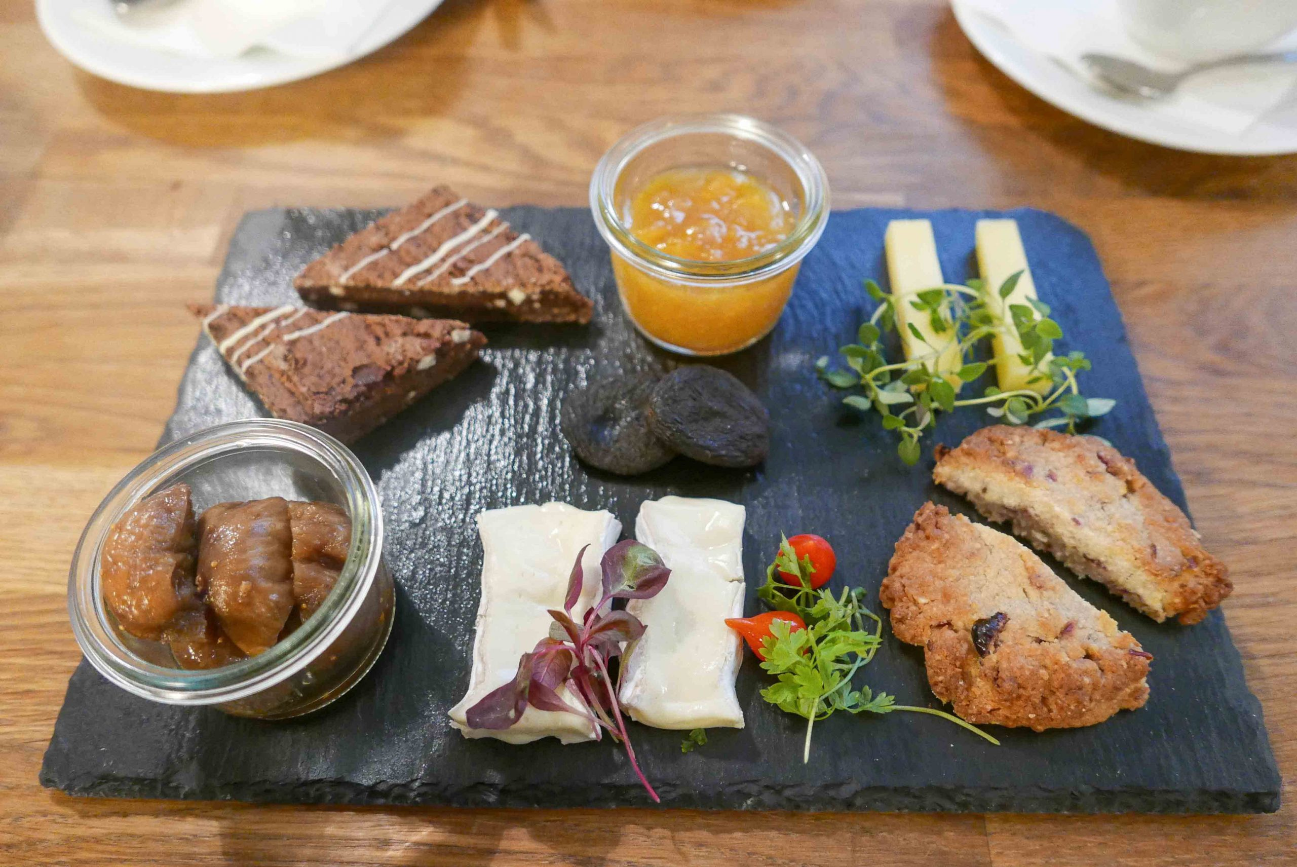 Kage og ost hos Food Fein_