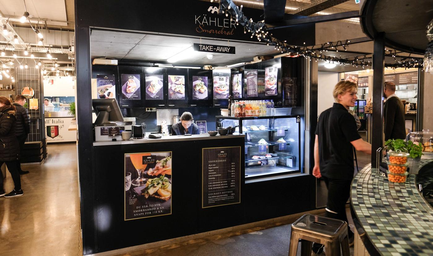 Madanmeldelse: Kähler Smørrebrød Takeaway er en sikker havn - hele dagen