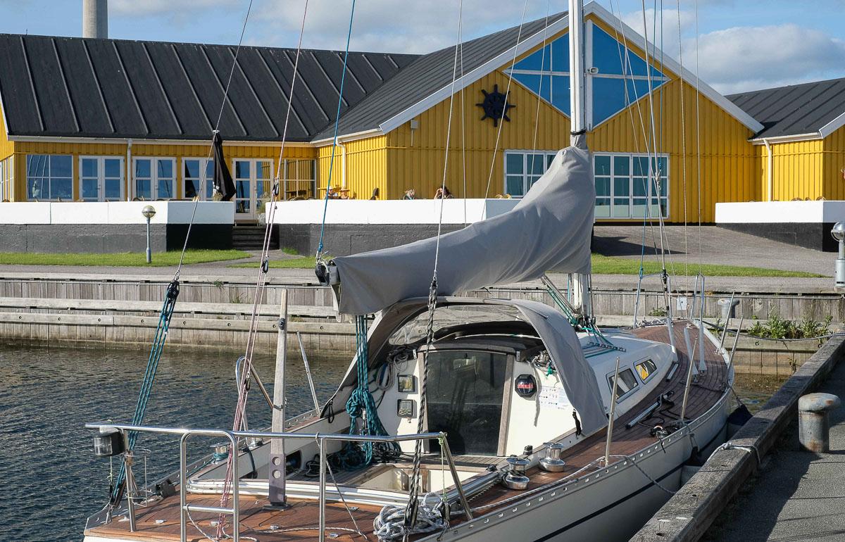 Aarhus' nye Badehotel lægger fra land - kulgrill og en perfekt kulisse