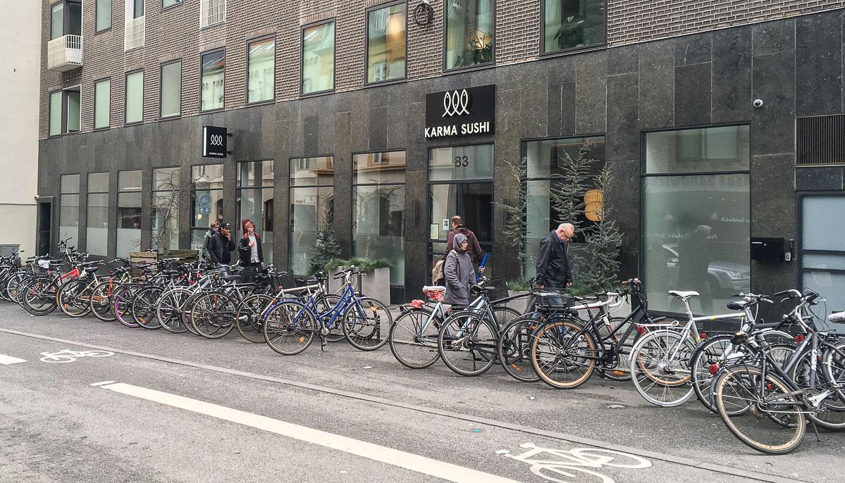 Karma Sushi i Frederiksgade - ny