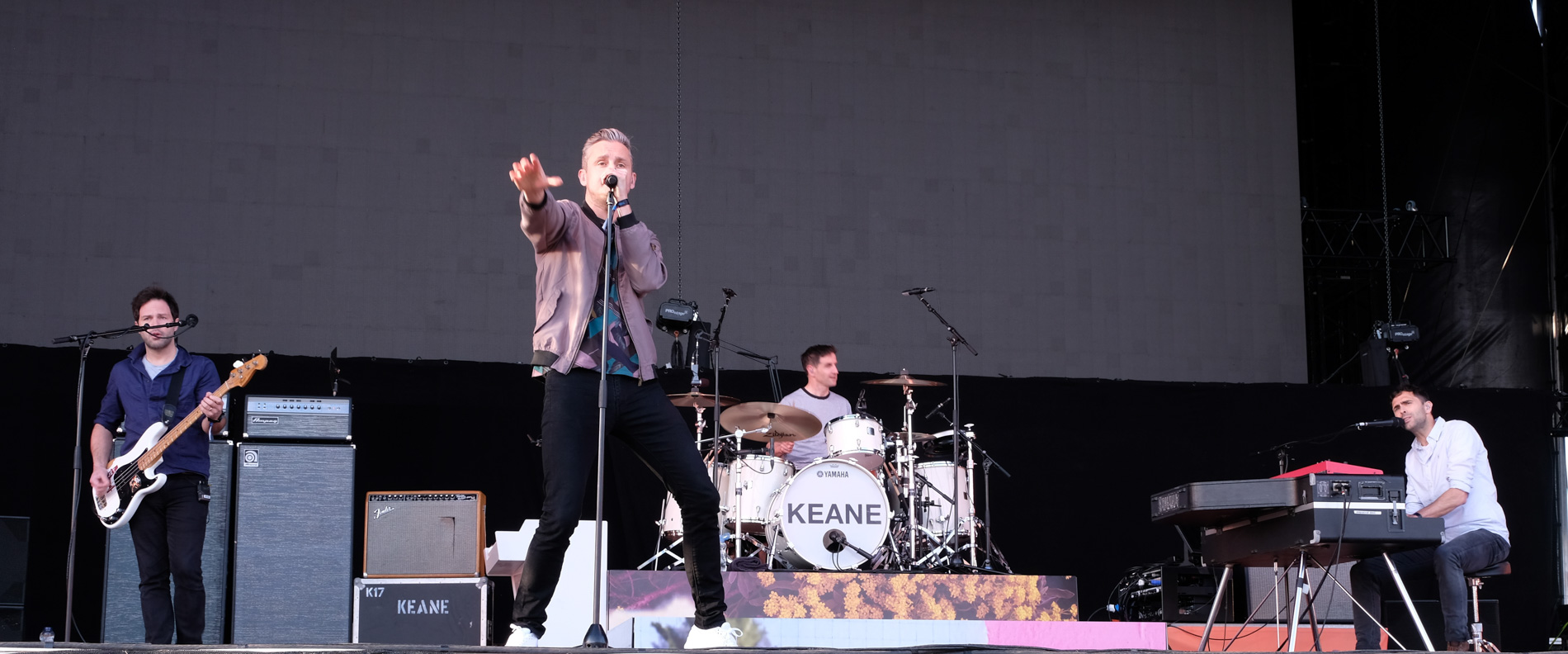 Anmeldelse NS19: Thumbs up til Keane, der genopstod i Aarhus