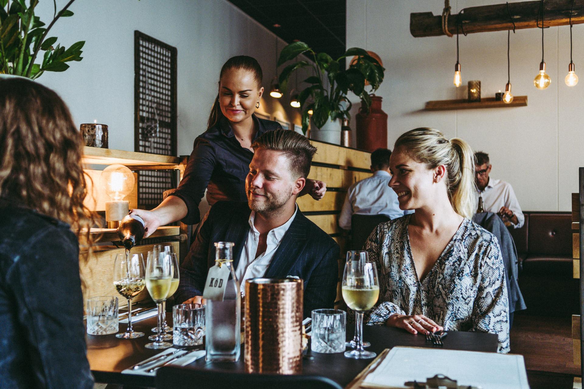 Årets julegave: 50% rabat på julegavekort til restaurantoplevelser