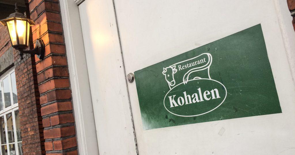Madanmeldelse: Restaurant Kohalens julefrokost imponerer