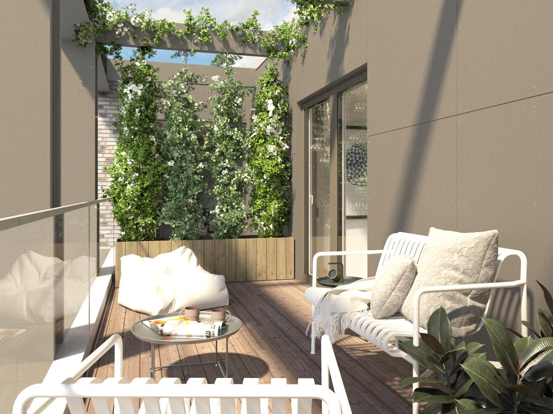 Står klar næste år: Her kommer helt nye byhuse og lejligheder midt i Aarhus
