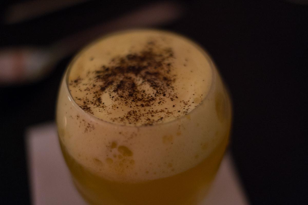 """""""Labber Lakrids"""" med cognac, lime, passion og sukker på SLAP AF i Aarhus"""
