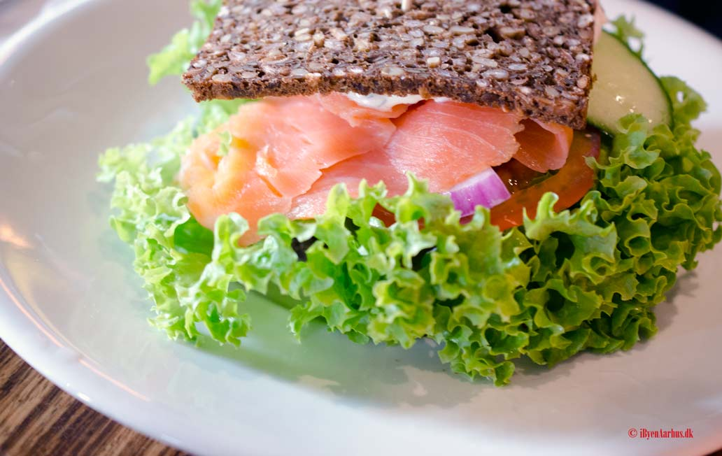 Frokost på Globen Flakket - midtbyens puls