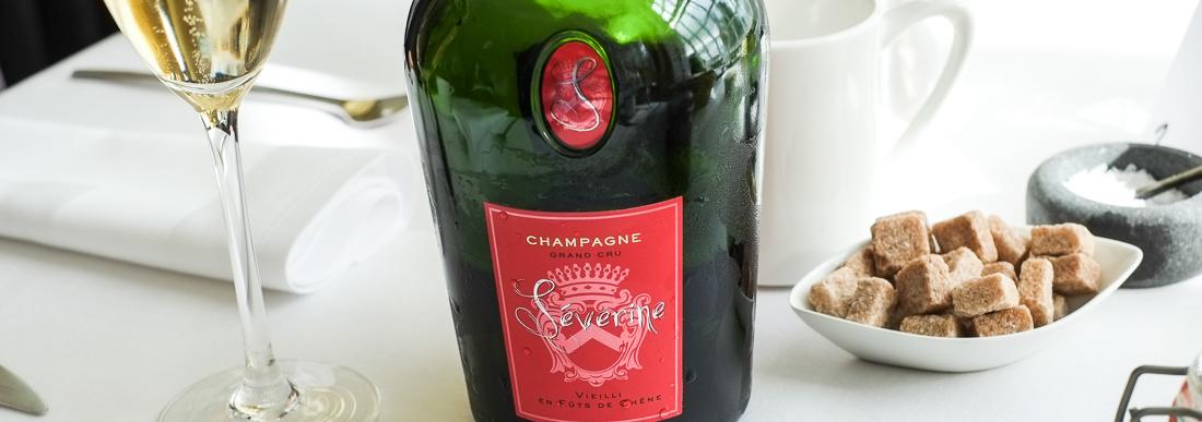 Launois Champagne på Varna Brunch