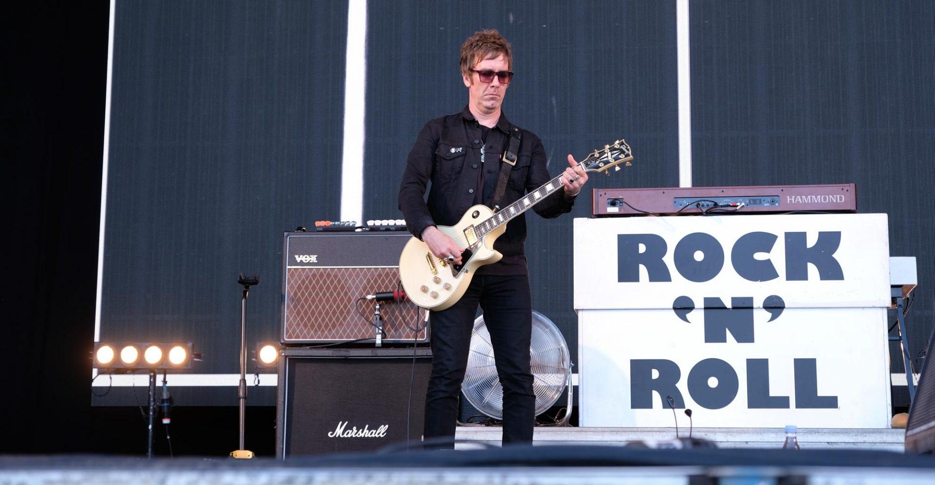 Liam Gallagher: Selvfed rockstar med stort R