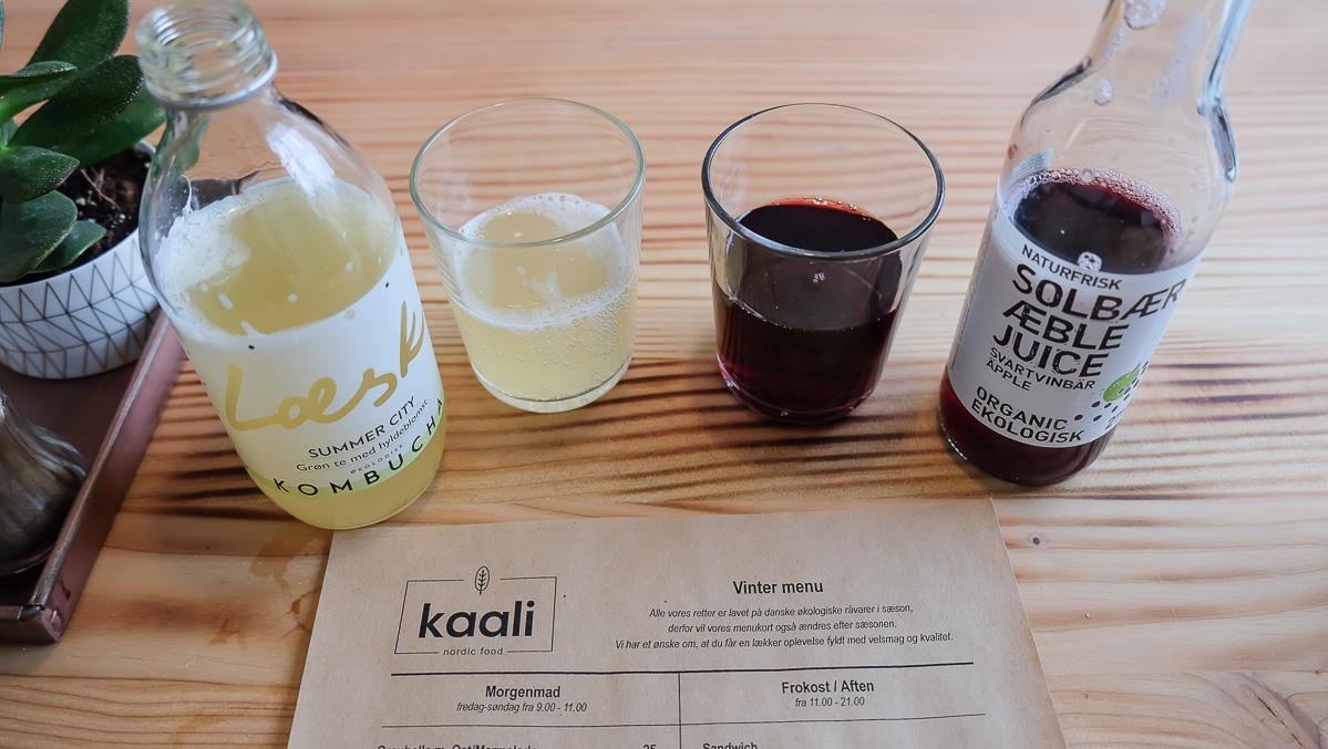 Lidt at drikke hos Kaali i Århus - Aarhus Update