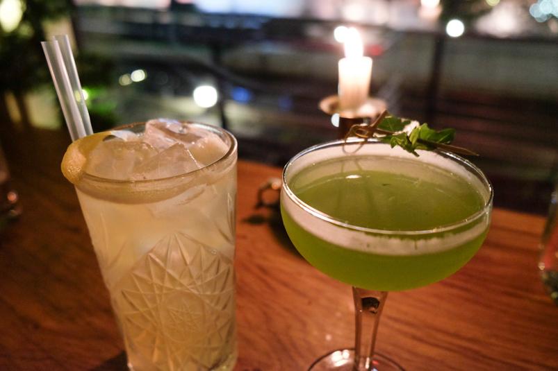 Stechers - mindeværdig tapas og cocktails på den 'forkerte' side af åen