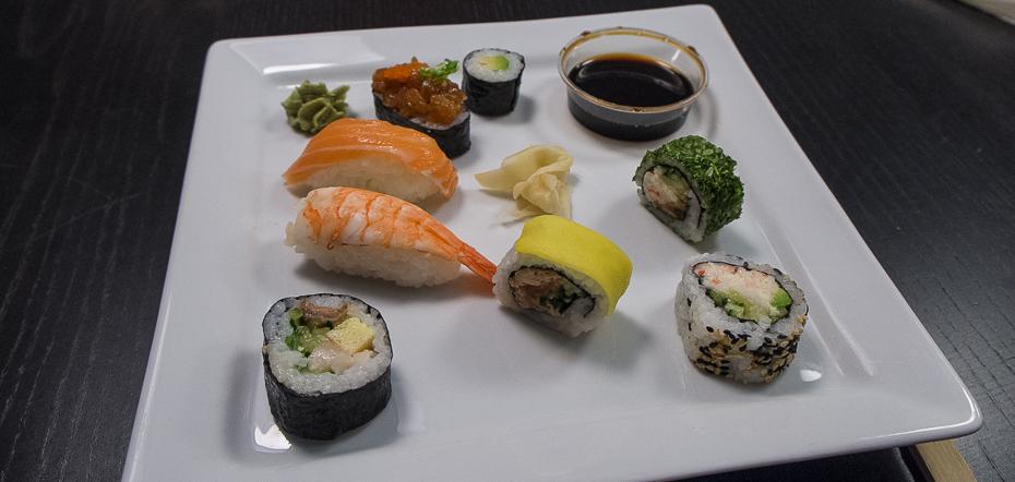 Lidt sushi