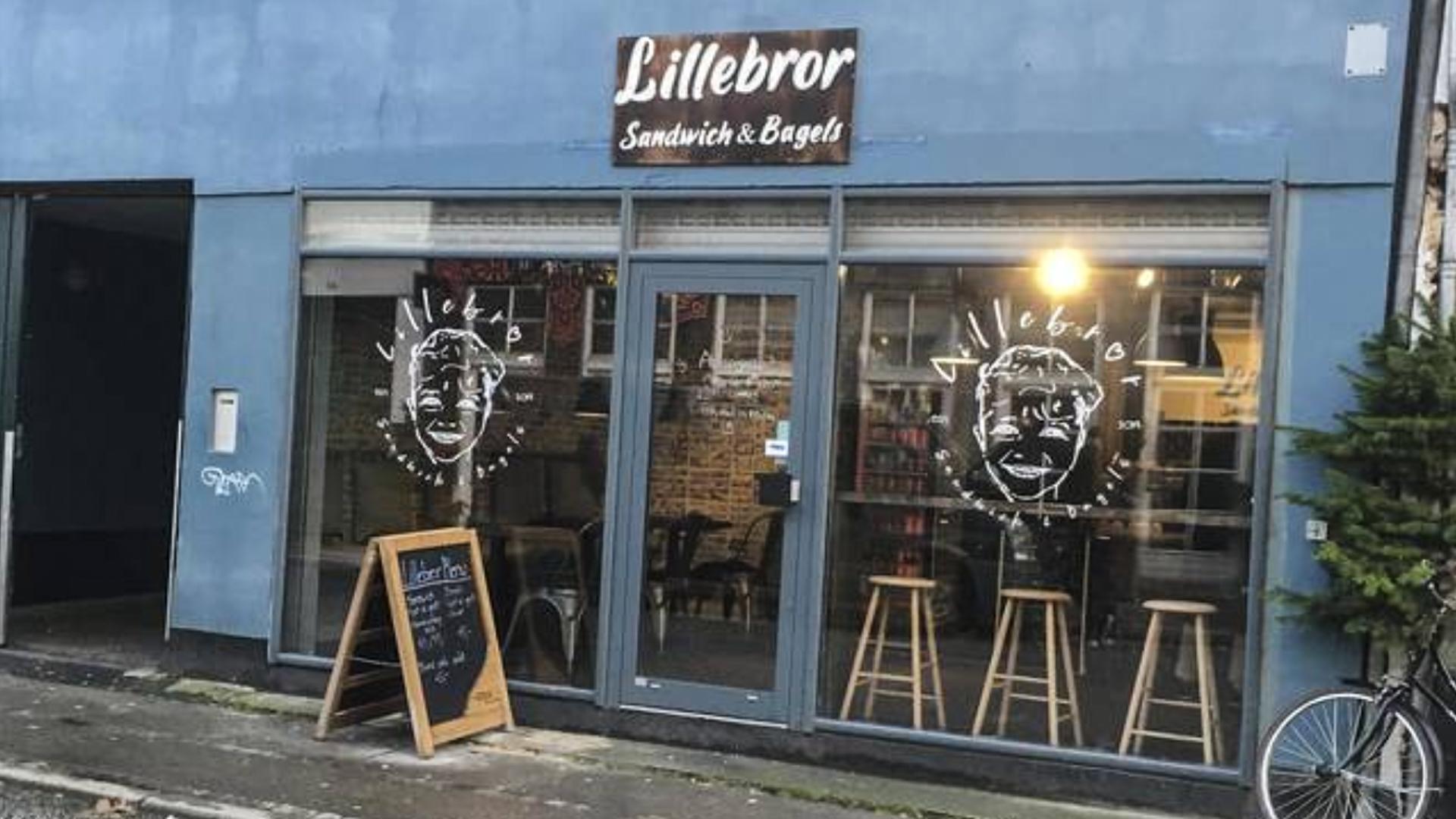 Nyhed: Lillebror sandwichbar åbnet i Vestergade