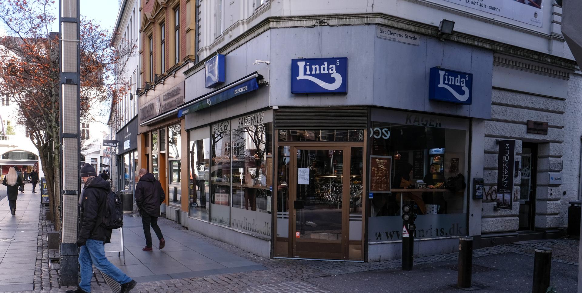 En institution åbner i Aarhus C: Hos Bilal laver ny forretning i de gamle Lindas lokaler