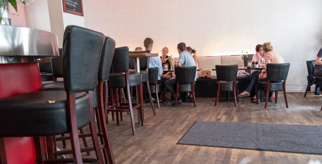 Lokalerne på SLAP AF i Aarhus