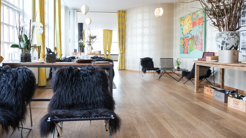 Lounge på Restaurant Varna