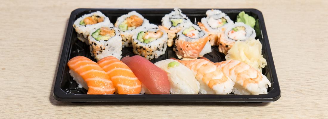 M3 fra Mitsu Mizu Sushi