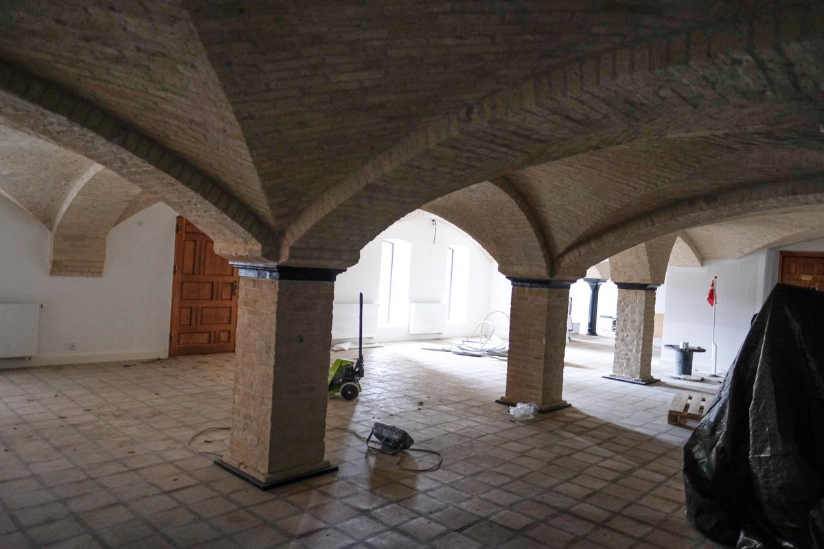 Ny restaurant: Outstanding location: MALT, stor historisk restaurant åbner i Ceres' gamle brygkældre