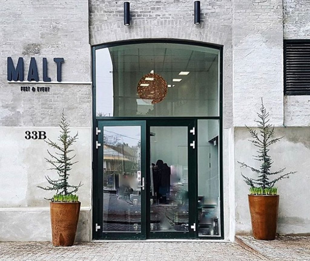 Madanmeldelse: MALT er godt gemt, men de rykker for vildt i Aarhus' gamle bryggeri