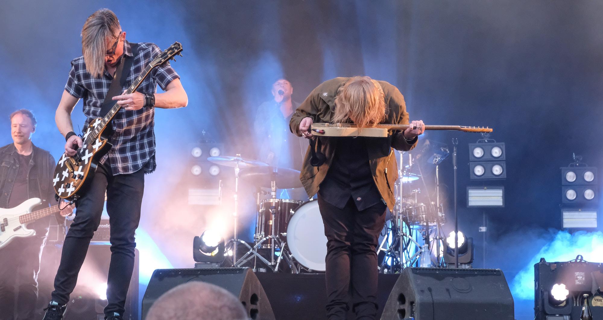 Anmeldelse: Magtens Korridorer - entusiastisk og flabet dansk rock når det er bedst