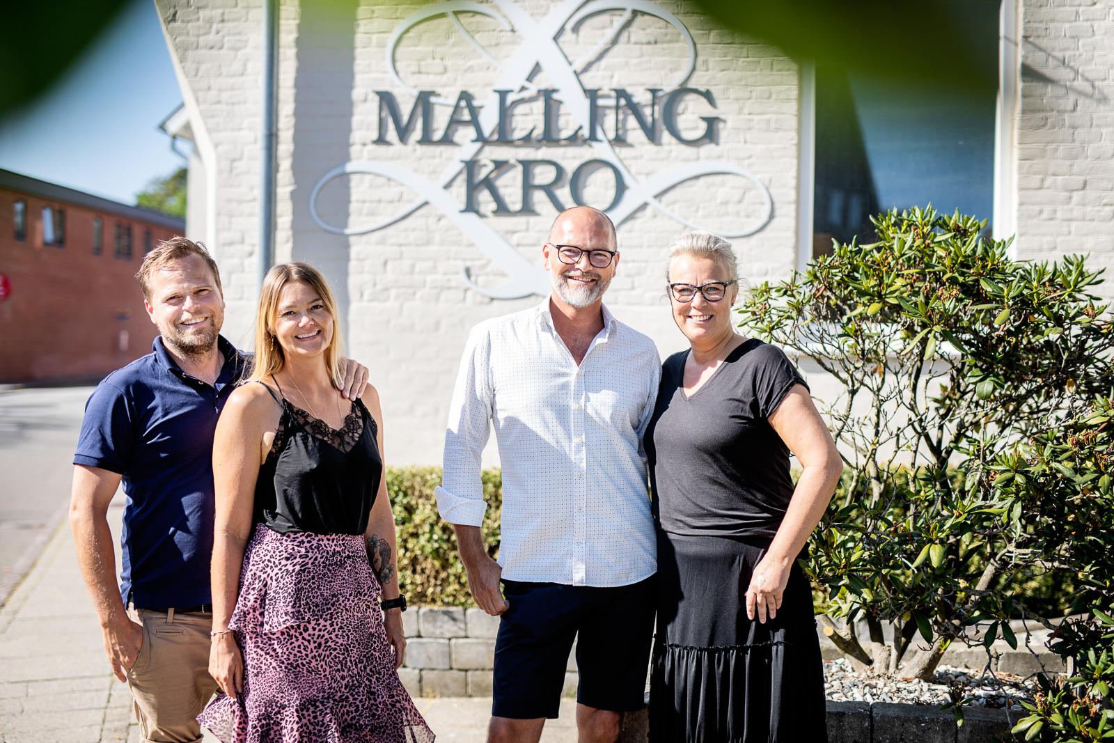 Malling Kro er solgt: Legendarisk værtspar stopper den 31.12 efter 25 år på kroen
