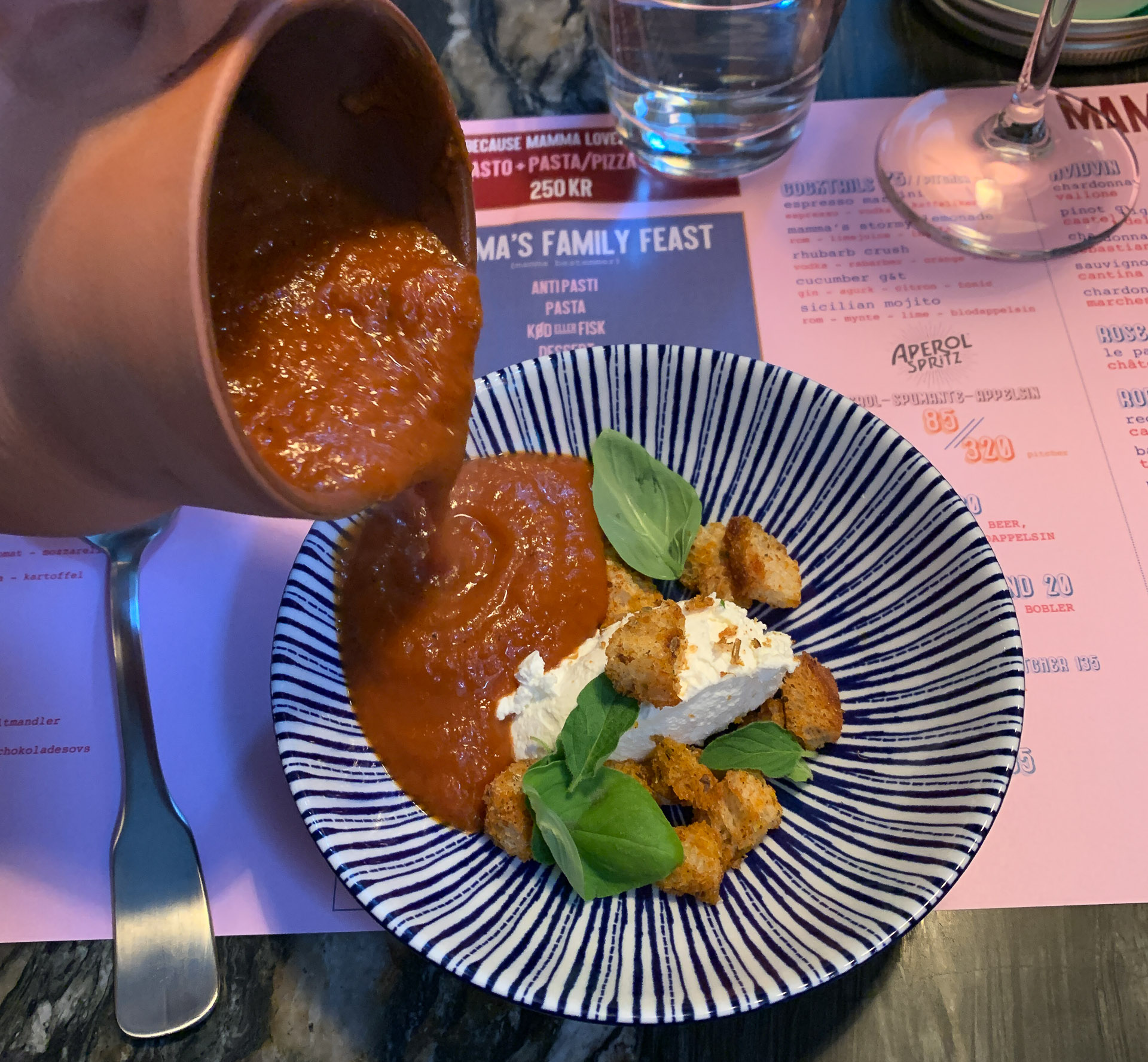 Se billederne: Madklubbens italienske Mamma åbner i dag i Aarhus