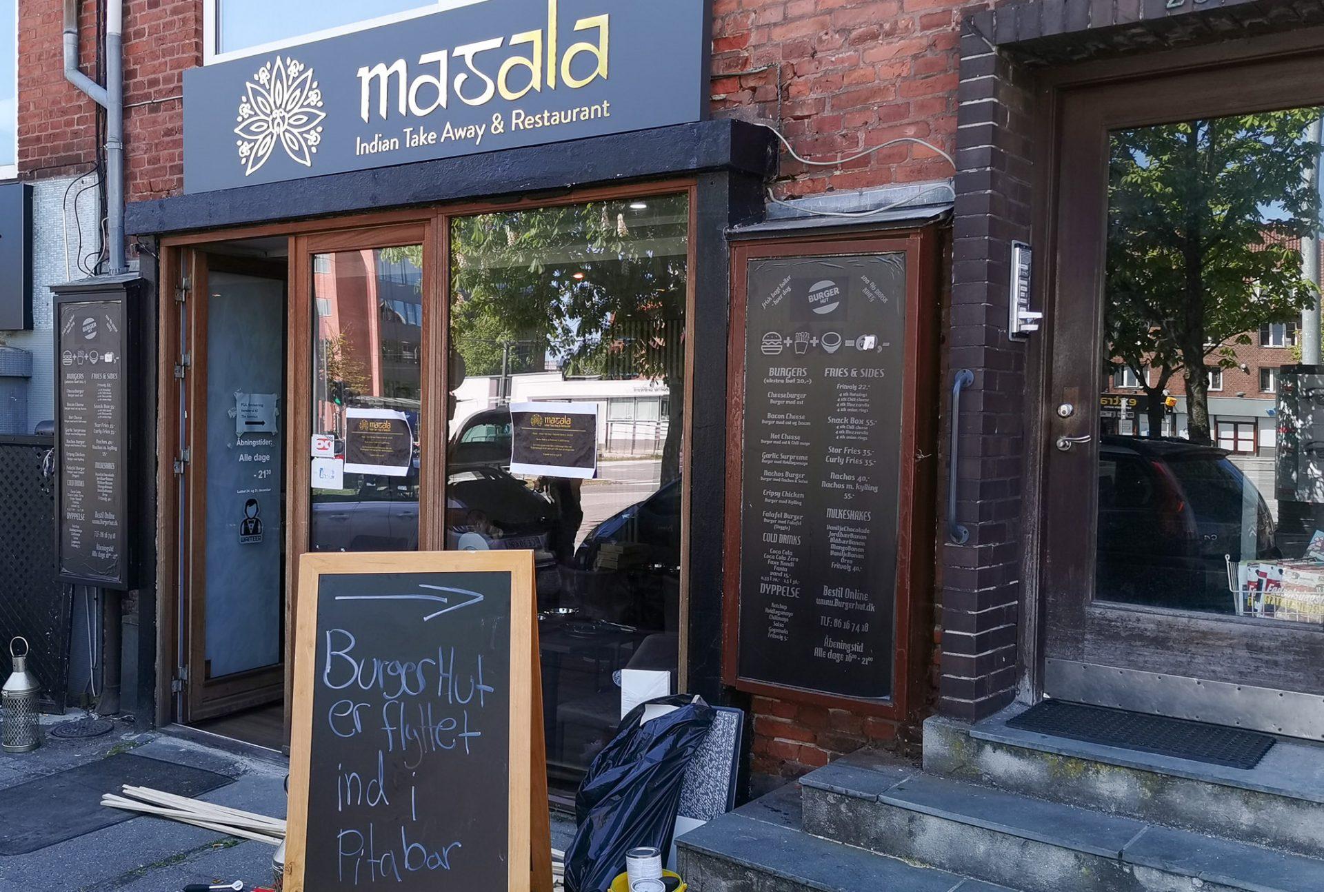 Indisk London style: Masala på Stjernepladsen åbner med halv pris på menuen