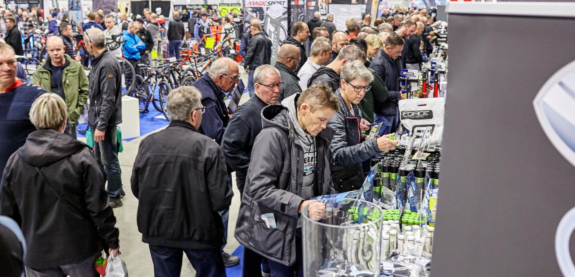 Nu begynder cykelsæsonen 2020: CykelSportMessen kommer igen til Aarhus