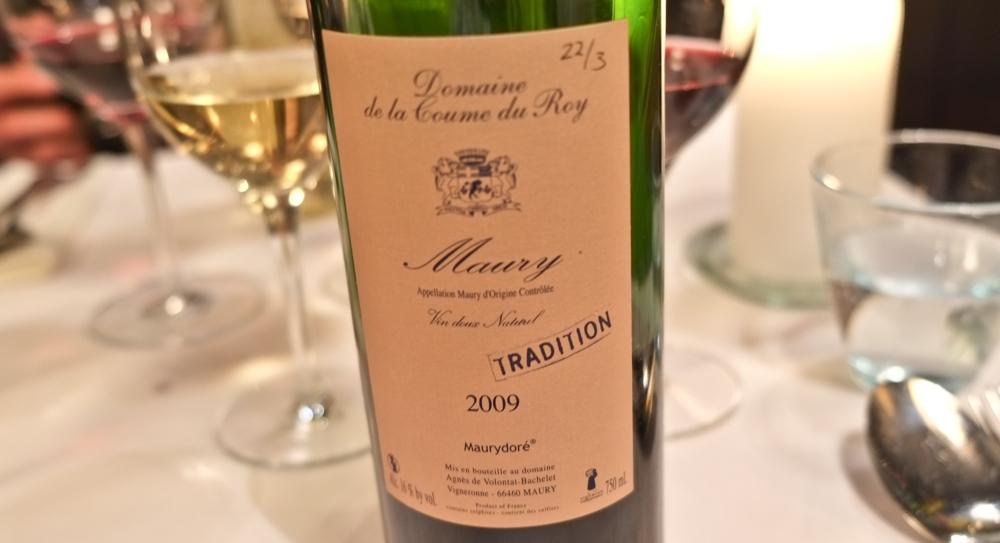 Maury i Roussillon, Domaine de la Coume du Roy