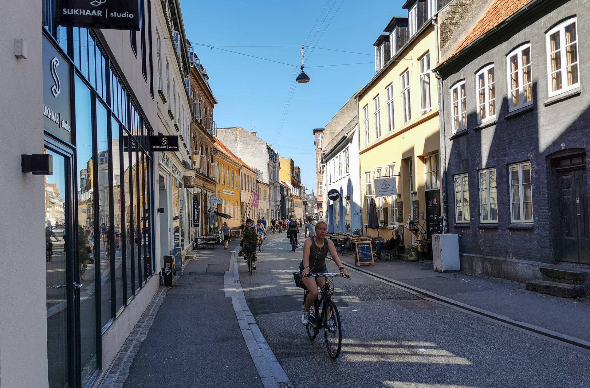 Gladere gader: Cykelfest i Aarhus på søndag den 2. august