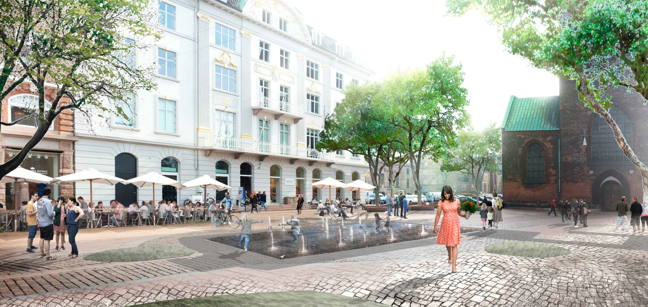 Omdannelse af Store Torv og Lille Torv: Rådmand vil genoplive byens historiske hjerte