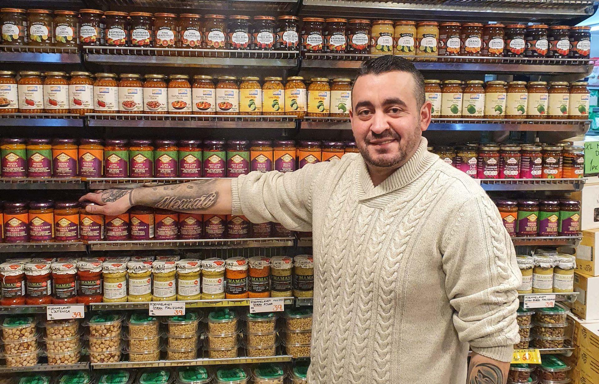 Åbner nr. 2: Ny delikatessebutik slår dørene op på Silkeborgvej
