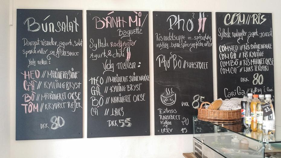 Chào - nyt vietnamesisk Street Kitchen