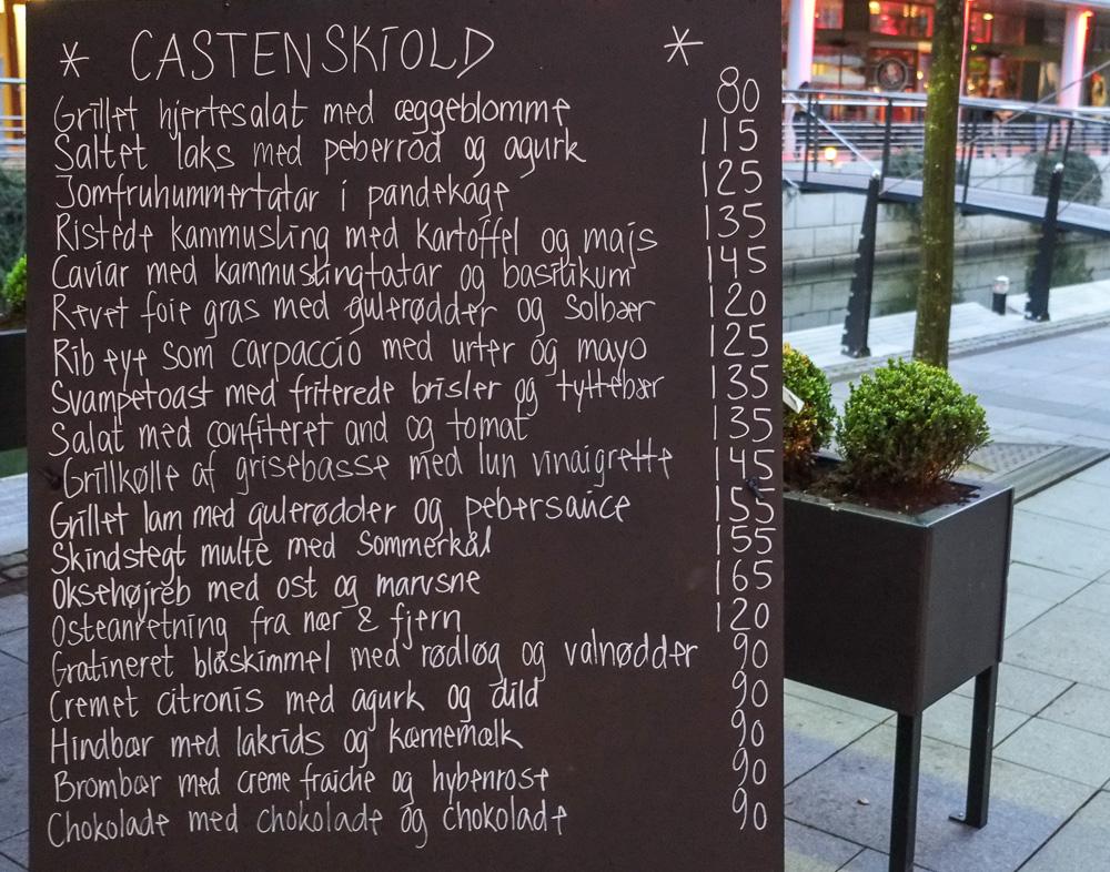 Menutavlen på Castenskiold
