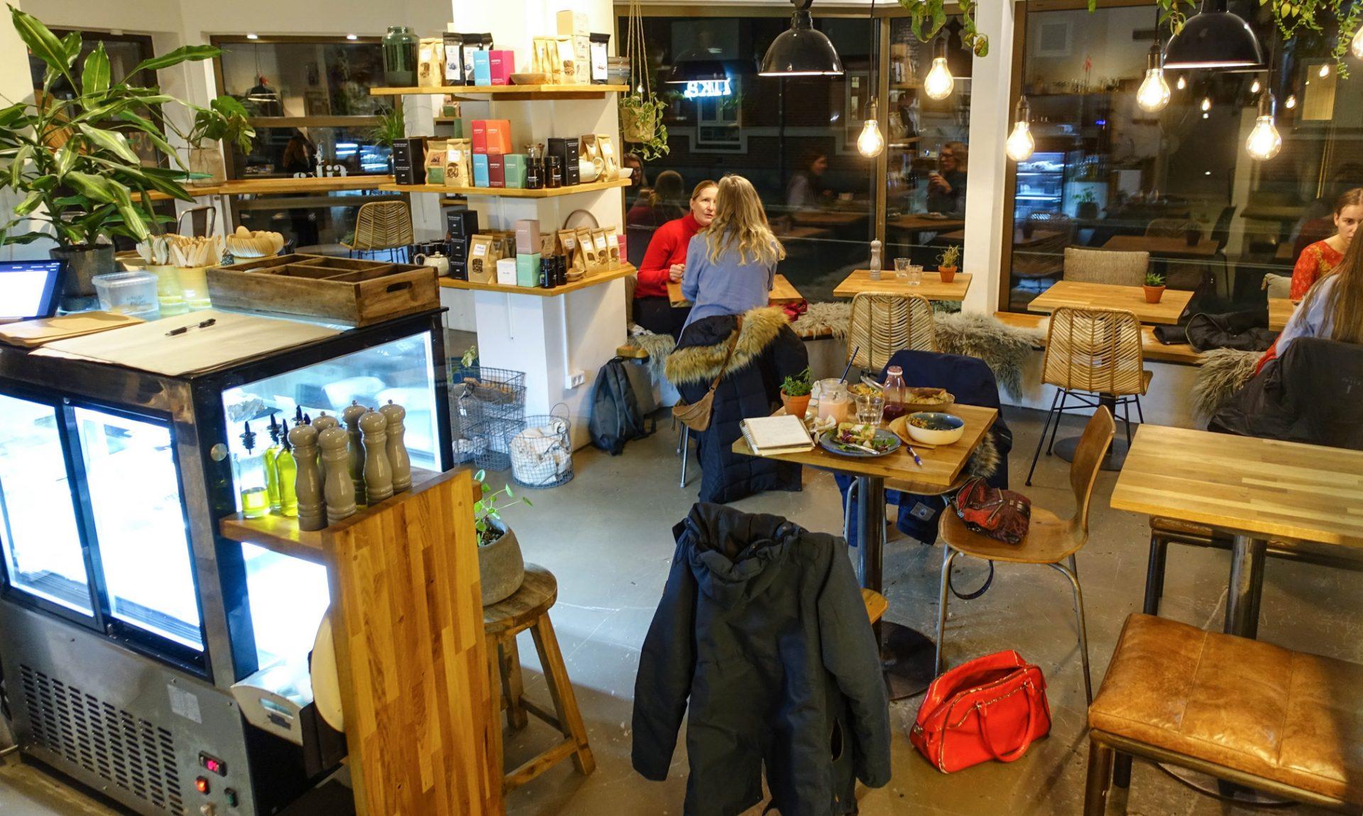 Madanmeldelse: ´Snup en fika´ - hos sunde Café Fika i Nørregade