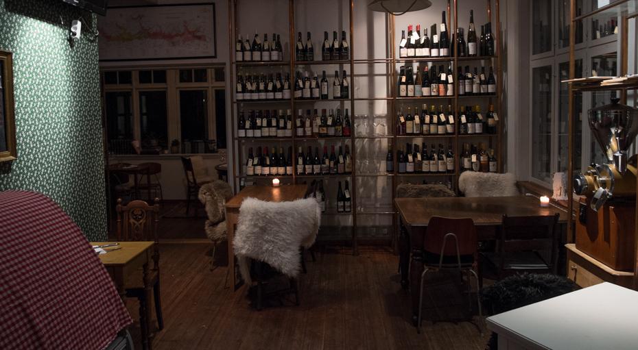 Mere vin hos Deli'en på Nrd. Strandvej i Risskov