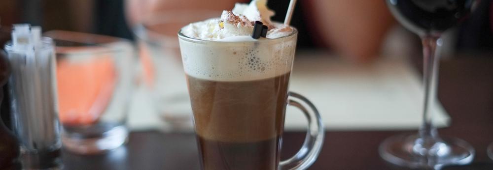 Mexican Coffee på Restaurant Flammen i Aarhus