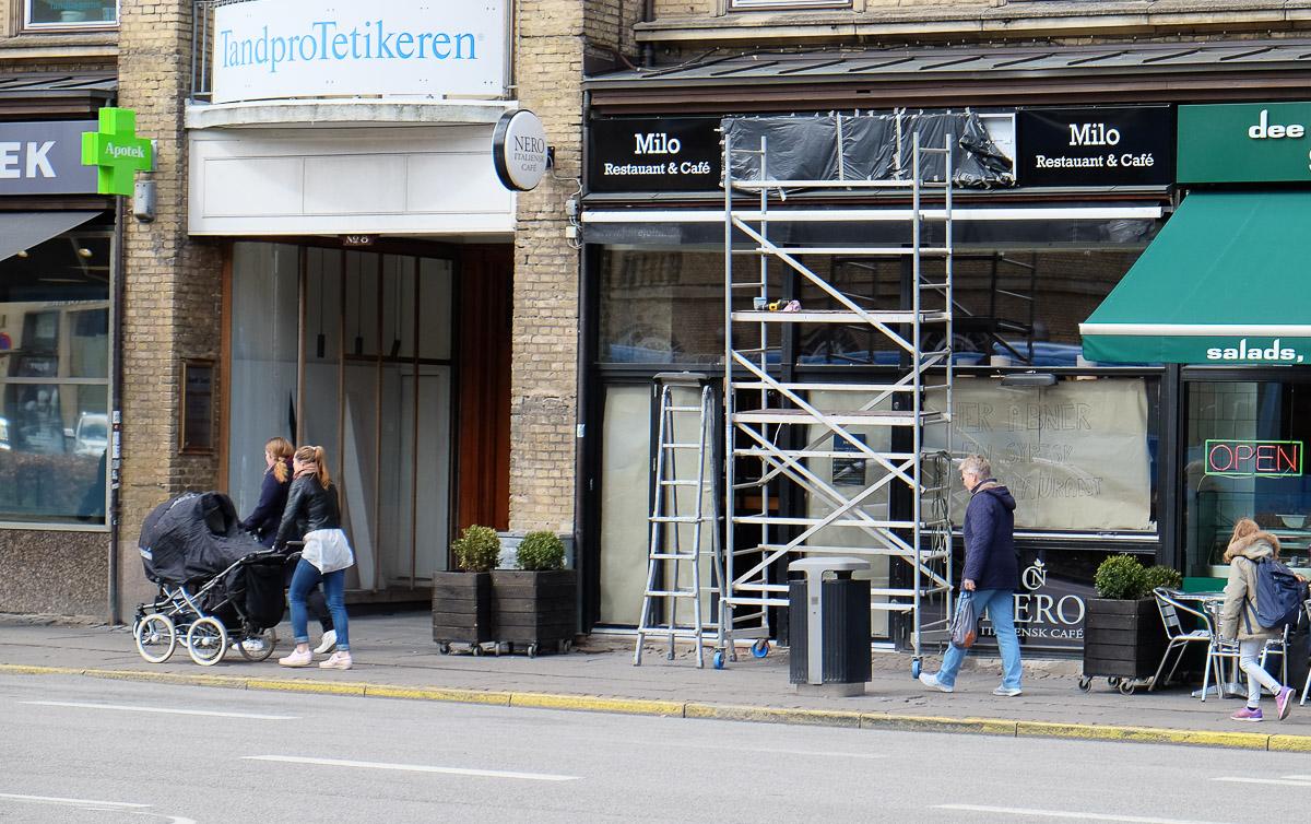 Milo Restaurant & Café Aarhus Update