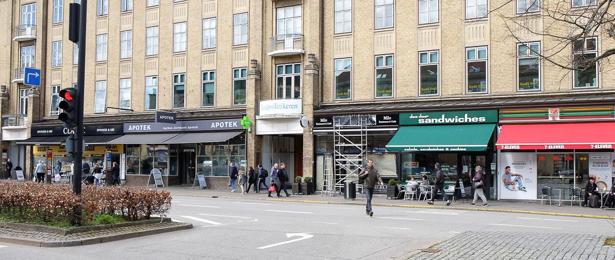 Ny autentisk syrisk restaurant åbner på Banegårdspladsen - Milo er navnet