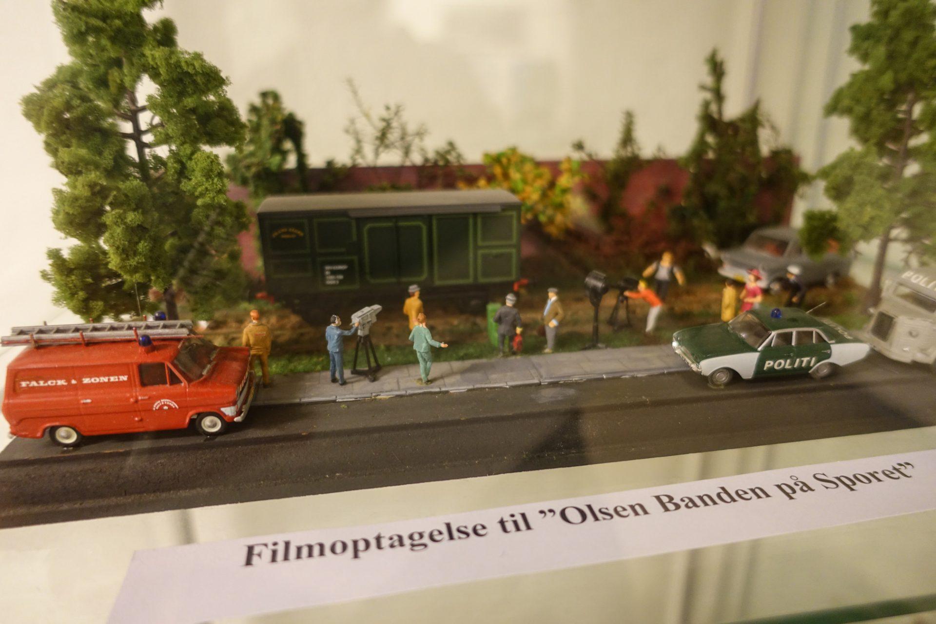 Reportage: Tog i lange baner hos Modelbane Europa i Hadsten