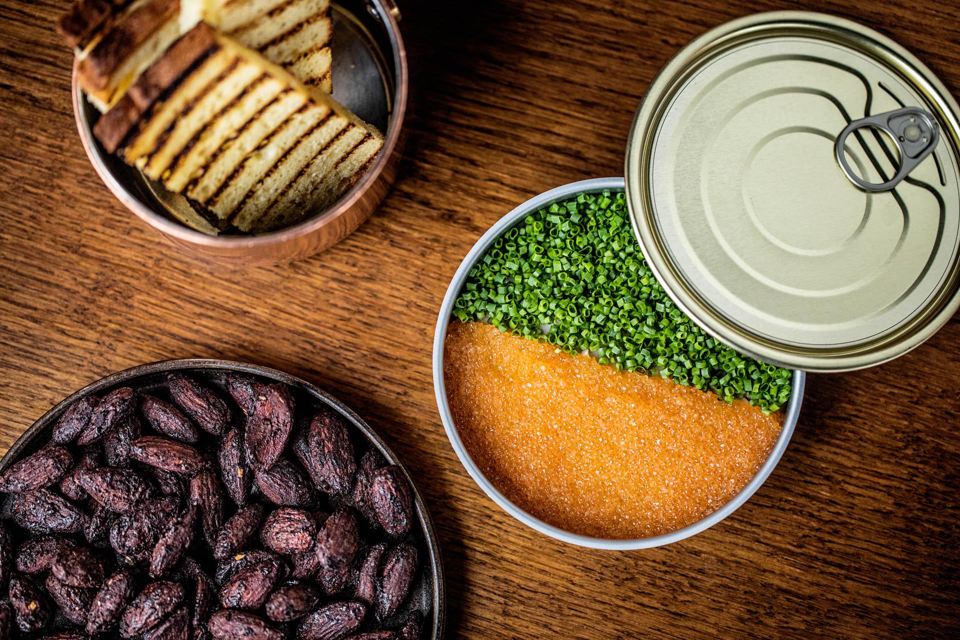 Brasseriet på Molskroen Strandhotel: Køkkenchefen har menuen til nytårsaften klar