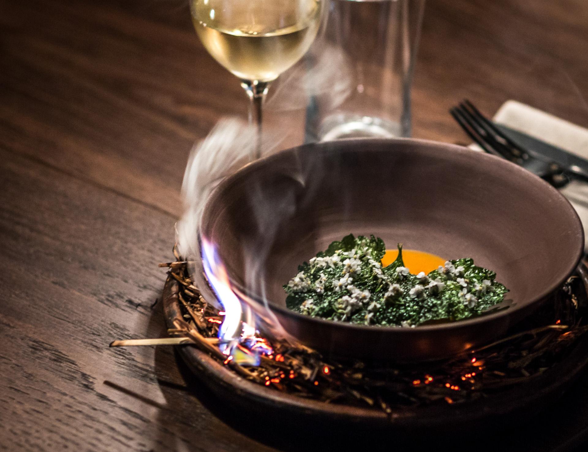 Top 5 i Jylland: Restaurant på Mols napper 1. pladsen