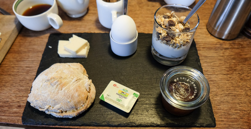 Morgenmad til 50 kroner på Vesterlauget