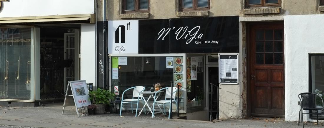 N'ViJa - Takeaway i Frederiks Allé