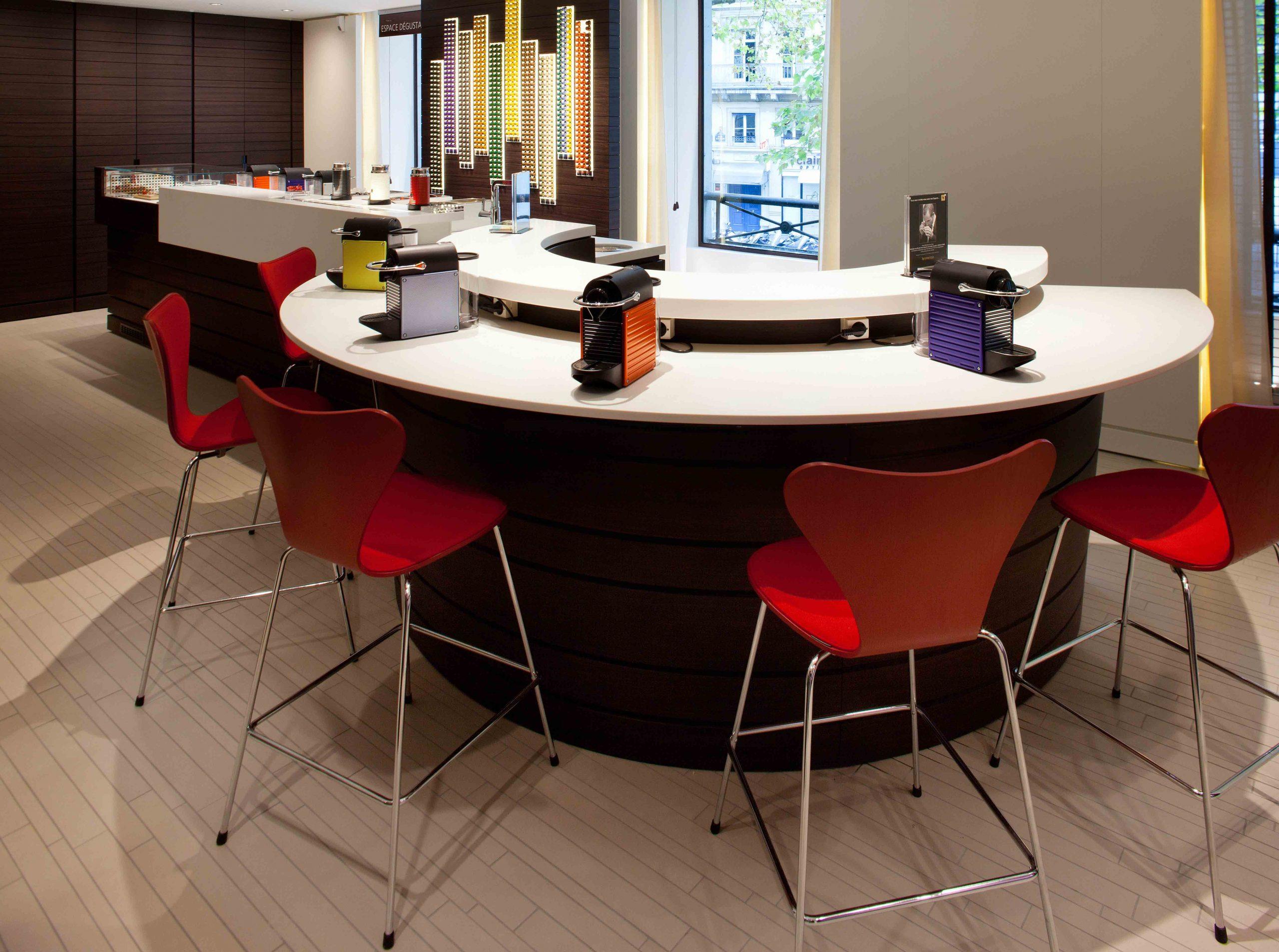 Kaffe: Nespresso åbner ny og mere bæredygtig butik i Bruuns Galleri
