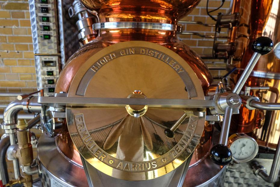 Njord Gin Distillery