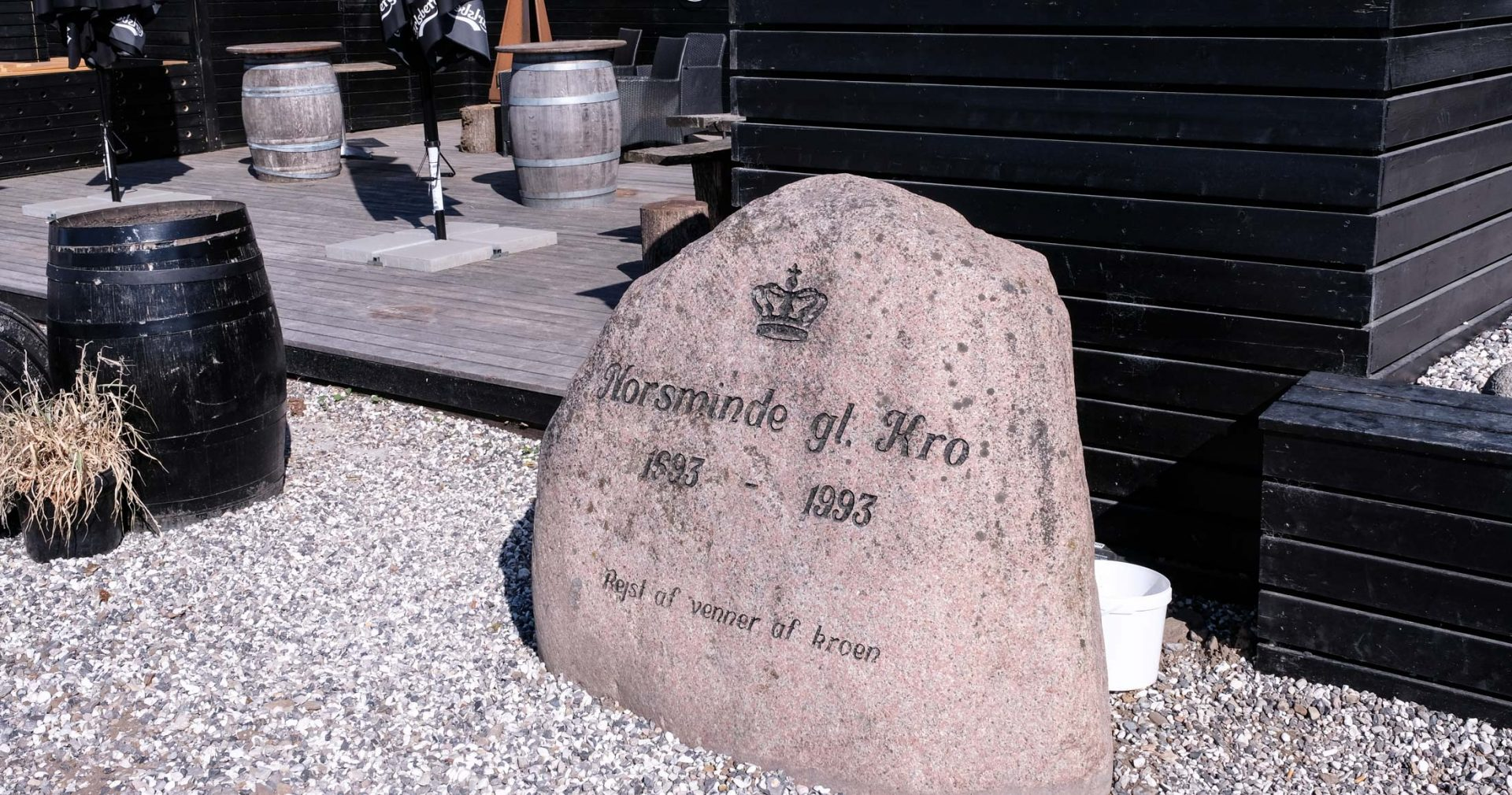 Moden og velholdt: Norsminde Kro fylder 325 år med stil