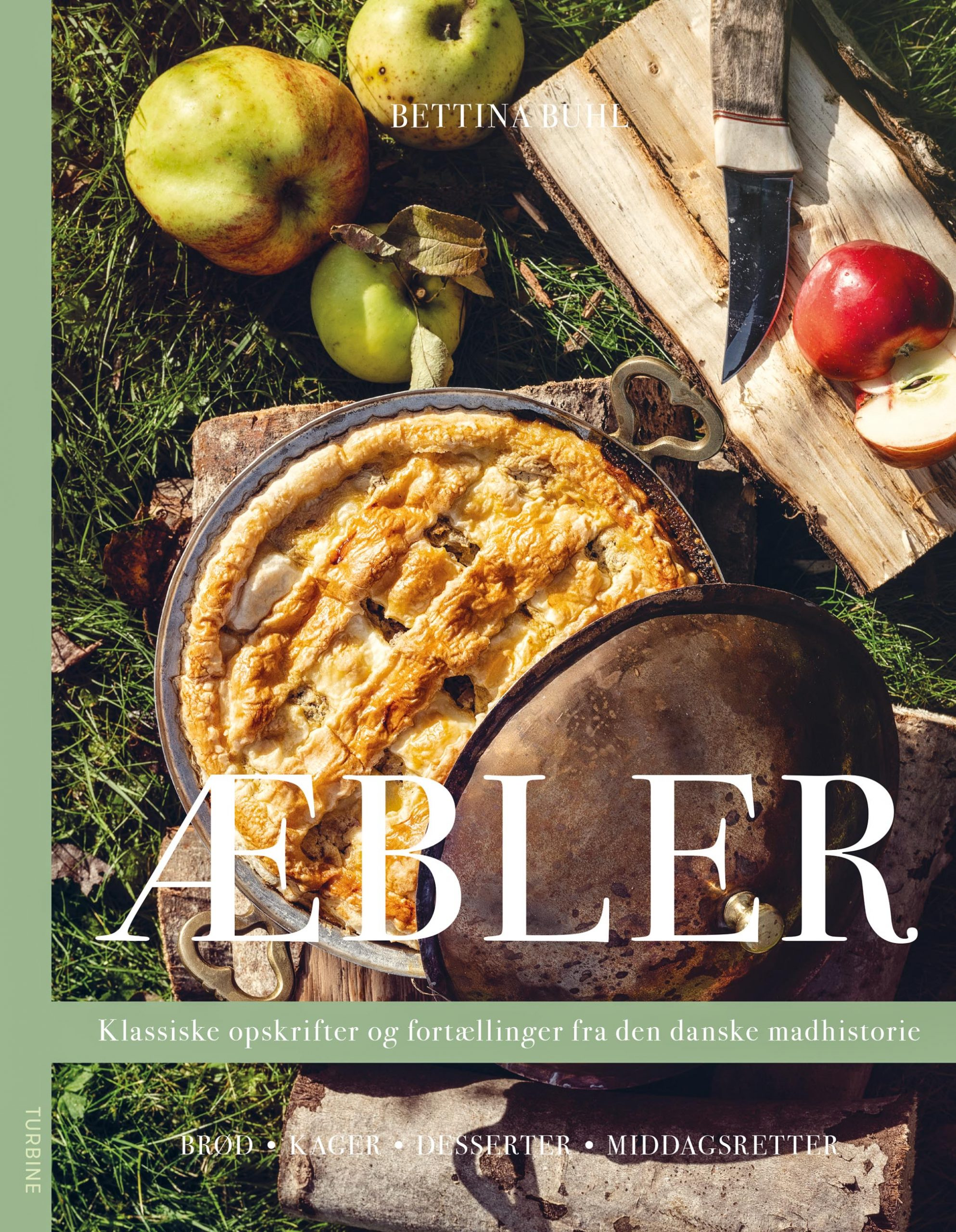 Ny bog: Æblets bidrag til dansk mad– og kulturhistorie