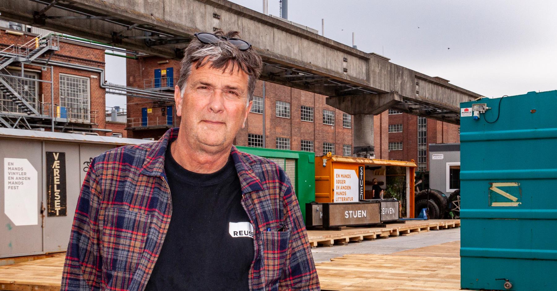 Sydhavnen REUSE åbner igen for gratis genbrug den 15. juni