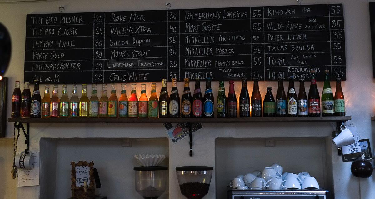 Øltavlen på Vesterlauget_